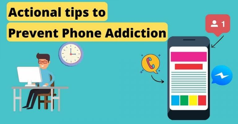 stop phone addiction screen time
